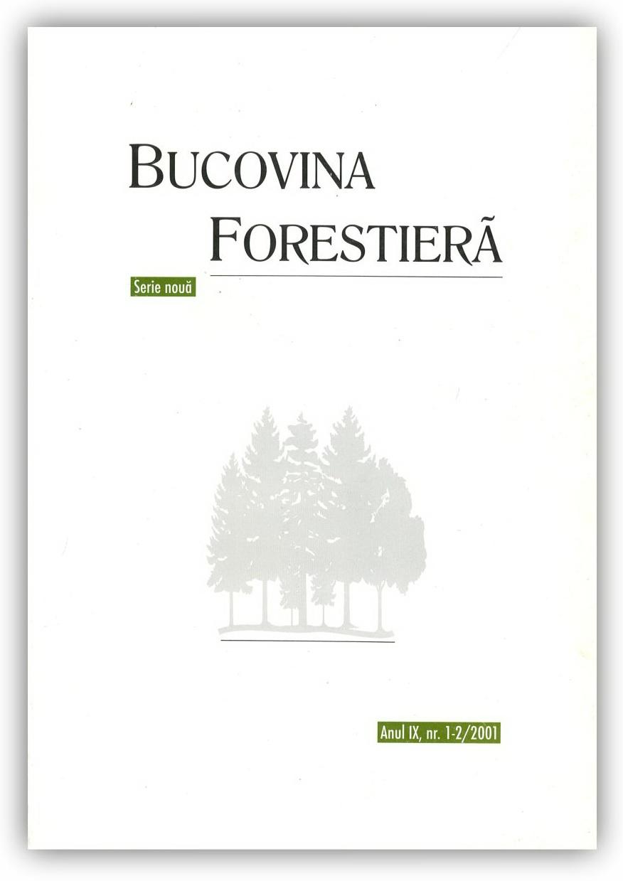 Vizualizare Vol. 9 Nr. 1-2 (2001)