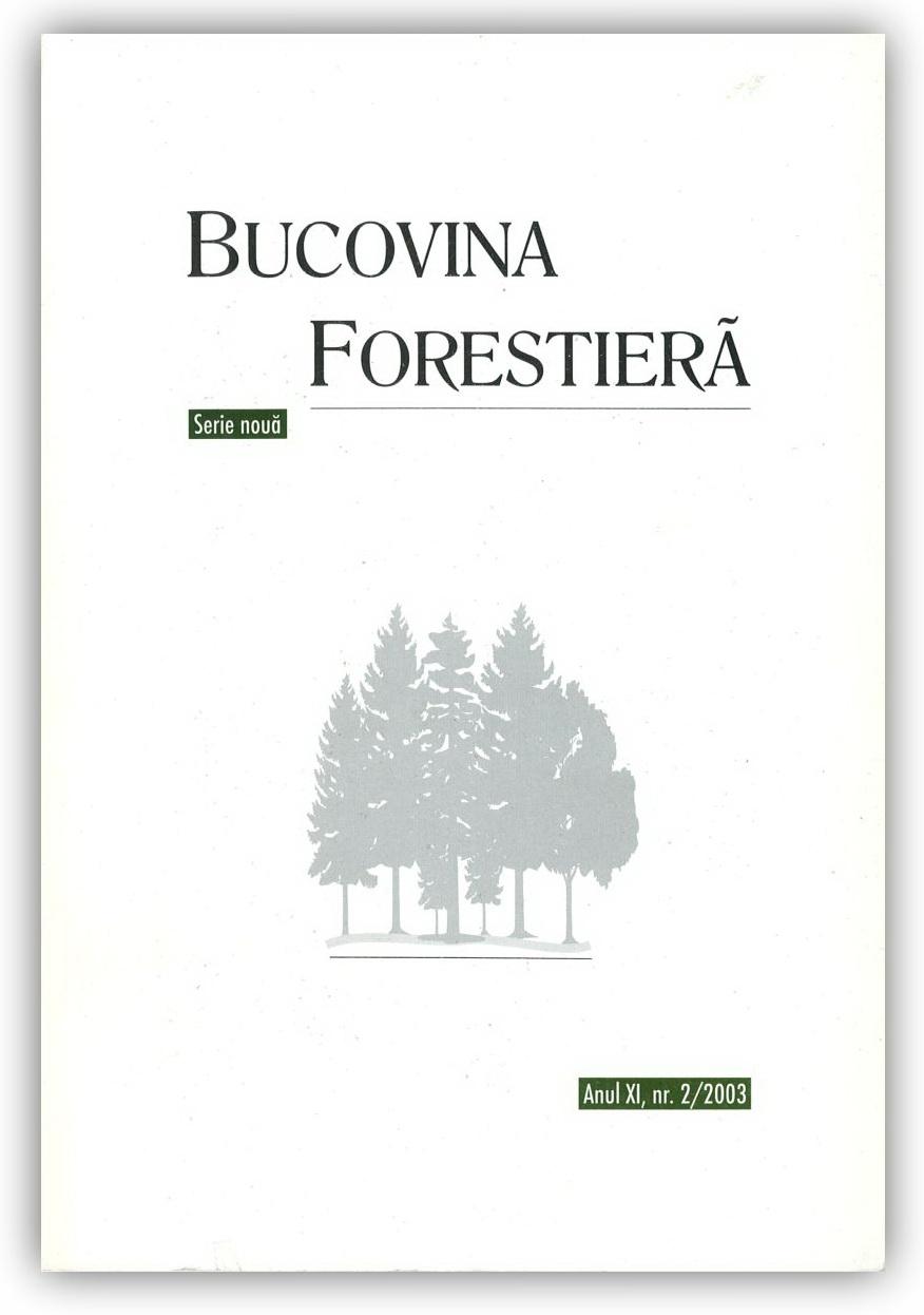 Vizualizare Vol. 11 Nr. 2 (2003)