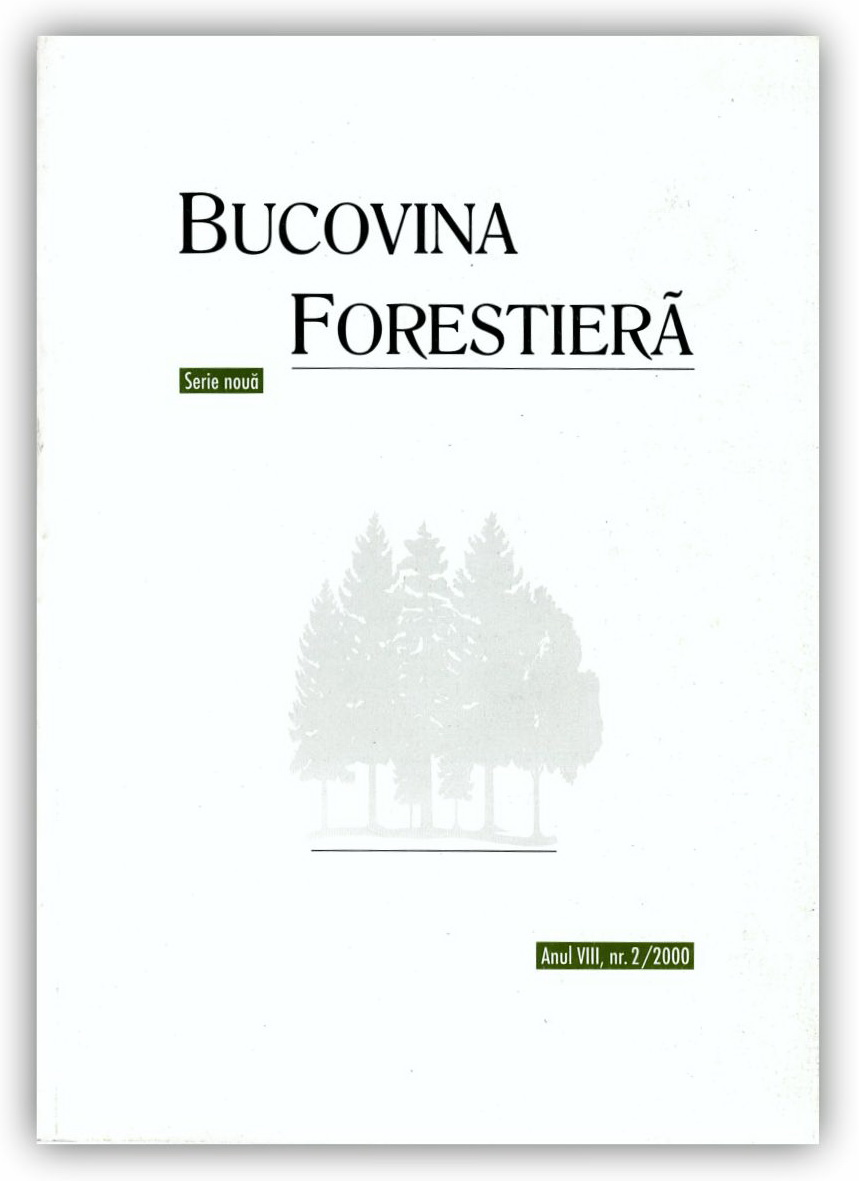 Vizualizare Vol. 8 Nr. 2 (2000)