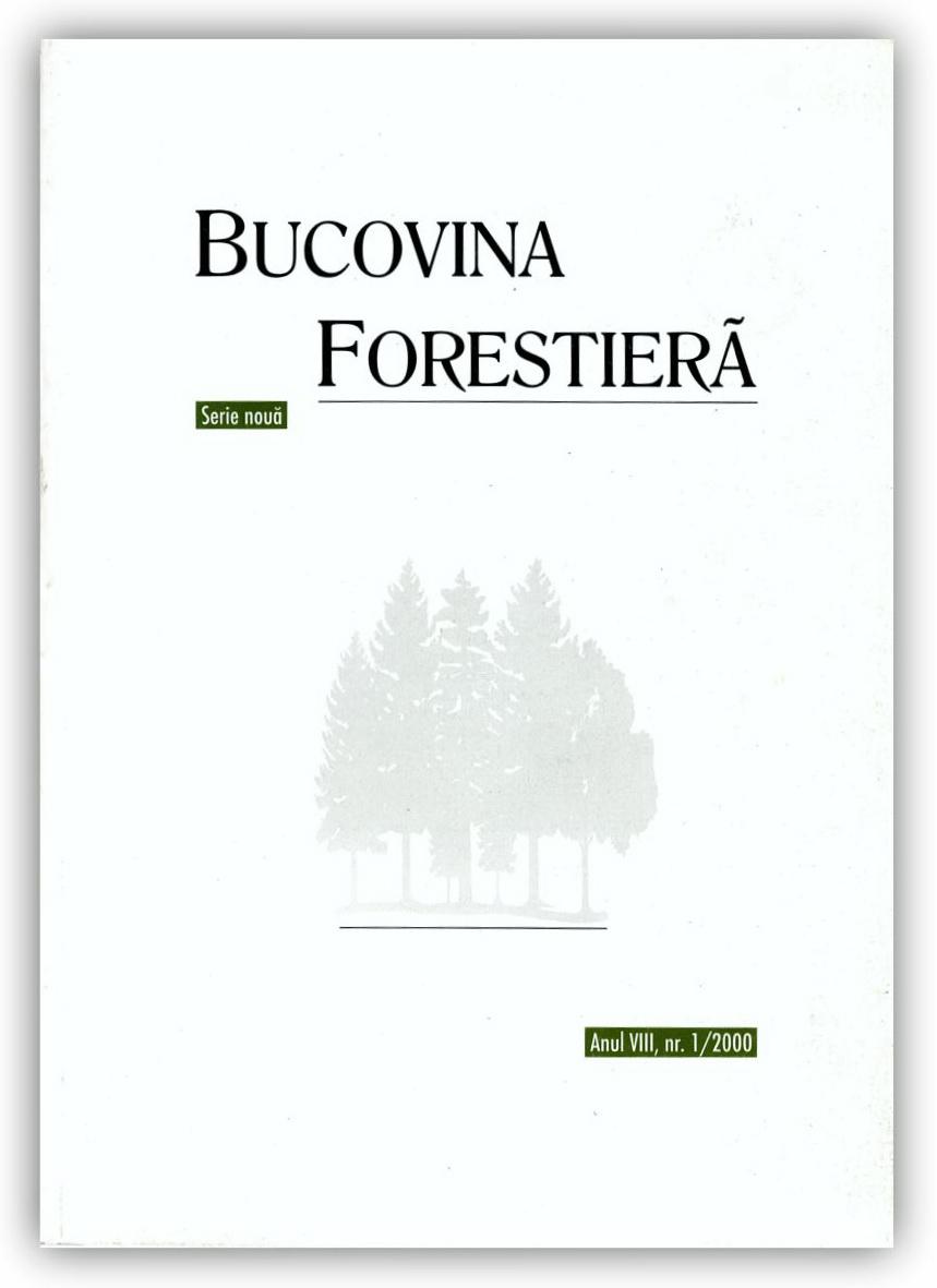 Vizualizare Vol. 8 Nr. 1 (2000)