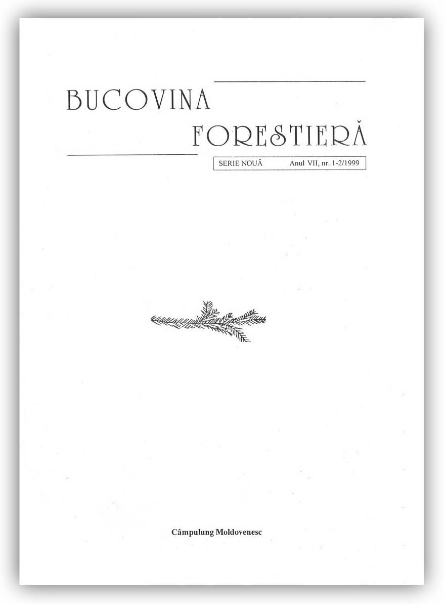 Vizualizare Vol. 7 Nr. 1-2 (1999)