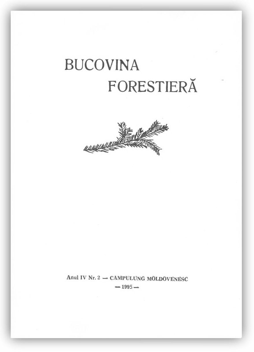 Vizualizare Vol. 4 Nr. 2 (1995)